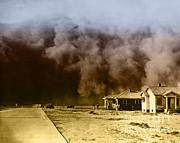 Omikron - Dust Storm, 1930s