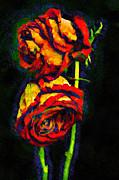 Dyad Print by Shabbir Degani