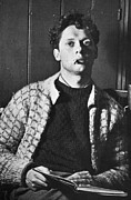 Smoker Photos - Dylan Thomas (1914-1953) by Granger