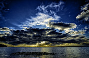 Christopher Holmes Metal Prints - Dynamic Sunset Metal Print by Christopher Holmes