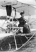 Historic Aviation Photos - E. Lillian Todd by Science Source