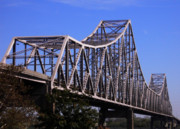 Eads Bridge Print by David Coblitz