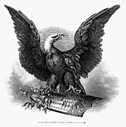 1870 Photos - Eagle, 1870 by Granger