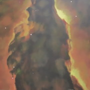 Stellar Paintings - Eagle Nebula by Jim Ellis