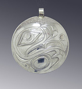 Northwest Jewelry - Eagle by Terry Jackson