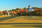 Chattanooga Tennessee Photos - Early Morning Coolidge Park by Tom and Pat Cory