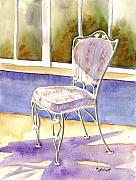 Furniture Originals - Early Morning Shadows by Marsha Elliott