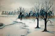 Sandra McClure - Early Snow