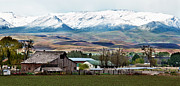 Scenic Idaho Prints - Early Spring Print by Robert Bales