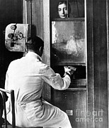 Man Ray Framed Prints - Early X-ray Machine Framed Print by Science Source