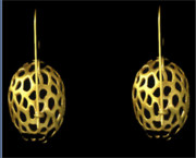 925 Jewelry - Earring by Deepti Pant