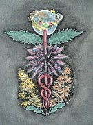 Earth Angel Print by Carla Carson