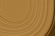 Earthy Swirls Print by Bonnie Bruno