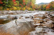 Kan Posters - East Branch of the Pemigewasset River - White Mountains New Hampshire USA Poster by Erin Paul Donovan