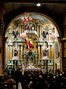 Carmen Framed Prints - Easter at El  Carmen De La Asuncion Framed Print by Al Bourassa