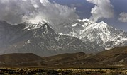 Torii Photos - Eastern Afghanistans White Mountains by Everett