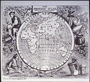 Eastern Hemisphere Print by Fototeca Storica Nazionale