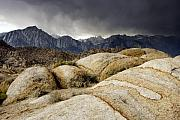 Mount Whitney Photos - Eastern Sierra Storm by Eric Foltz