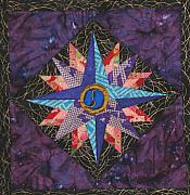 Ancient Tapestries - Textiles - Eastern Star by Maureen Wartski