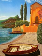 Villa Pastels - Easy Afternoon by Judi Schultze