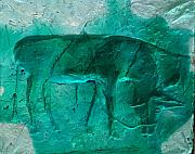 Art Glass Reliefs - Eat by Thor Sigstedt