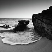 Ebb And Flow Print by Ryan Hartson-Weddle