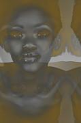Ebony Print by Naxart Studio