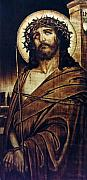 On Paper Pyrography Originals - Ecce Homo by Dino Muradian
