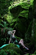 Faerie Photos - Echos Moment of Contentment by Nyla Alisia