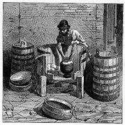 Pails Prints - Edam Production, 19th Century Print by Cci Archives