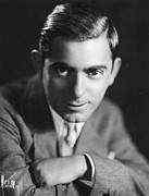 1920s Fashion Prints - Eddie Cantor, Publicity Portrait Print by Everett