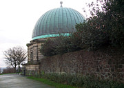 Edinburgh Art - Edinburgh Dome by Munir Alawi