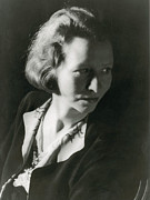 Lyrical Photos - Edna St. Vincent Millay by Photo Researchers