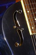 Art Ferrier Metal Prints - Eds Guitars Steel1 Metal Print by Art Ferrier