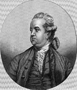 Edward Gibbon, English Historian Print by Middle Temple Library