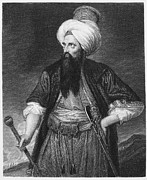 Turban Framed Prints - Edward Wortley Montagu Framed Print by Granger