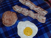 Paula  Smith - Egg and Bacon Breakfast...