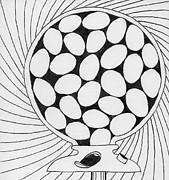 Phil Burns - Egg Gumball Machine