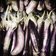 Signed Photo Prints - Egg Plant Print by Skip Nall