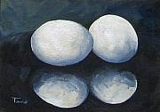 Egg Originals - Egg Reflections by Torrie Smiley