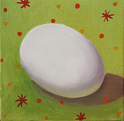 Funky Originals - Egg by Susan Singer