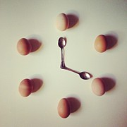 Egg On Posters - Egg Time Poster by Luca Pierro PHOTOGRAPHY