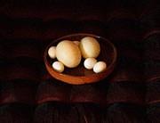 Eggs Print by YoMamaBird Rhonda