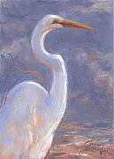 Grace Goodson - Egret Reflections
