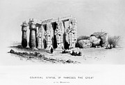 13th Century Photos - Egypt: Ramesseum by Granger