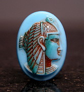 Vintage Jewelry - Egyptian 376 by Dwight Goss