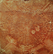 1st Century B.c. Photos - Egyptian Celestial Sphere by Granger