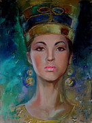 Nelya Shenklyarska - Egyptian Princess