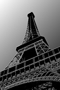 Eifel-tower Posters - Eiffel Poster by Heather Applegate