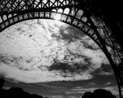 Nigel Fletcher-Jones - Eiffel Skyscape